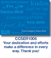 corporate employee recognition cards